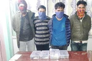 From Nabha jailbreak aides to Punjab gangster:  criminals chose...