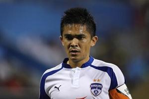 Sunil Chhetri hopes for smooth build-up for Indian football team in...