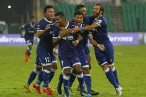 After missing a first-half penalty, Chennaiyin FC were saved the...