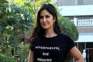 Katrina Kaif, Aamir Khan rehearse with Prabhudeva for Thugs of...