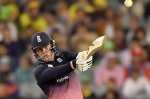Jason Roy smashes 180 as England win first ODI by five wickets in...