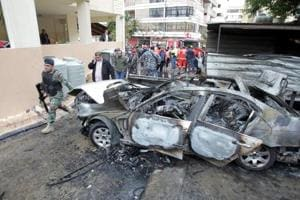 Car bomb wounds Hamas official in Lebanon: Military source