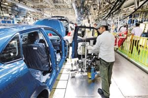World Economic Forum ranks India 30th on global manufacturing index;...