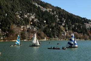 After monsoon cheers, dip in lake level swells Nainital water worries
