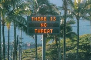 'Wrong button pushed': False missile alert sends Hawaiians scrambling...