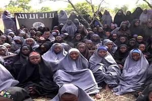 Abducted Chibok girls say 'we won't return': Boko Haram video