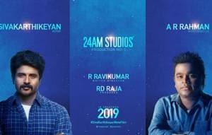 AR Rahman to score music for Sivakarthikeyan's next