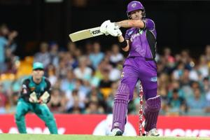 Big Bash League: D'Arcy Short stars again in Hobart Hurricanes' fifth...