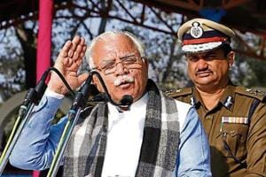 Purchase of Gita copies wasn't misuse of public money: Haryana CM...