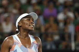 Venus Williams, Sloane Stephens crash out of Australian Open tennis