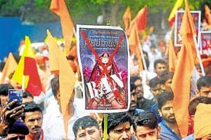 Padmaavat controversy: Karni Sena vandalises school for Ghoomar song...