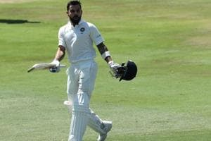 Virat Kohli hits 21st ton to keep India in hunt in Centurion Test...