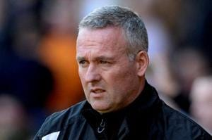 Premier League strugglers Stoke City appoint Paul Lambert as manager