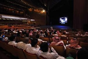 Saudi Arabia begins screening animated children's films after lifting...
