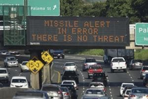 Someone hit wrong button that sent Hawaii missile alert, residents now...