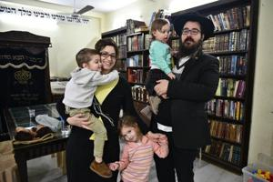 Photos: At Paharganj Chabad House, a rabbi brings Israel to Delhi