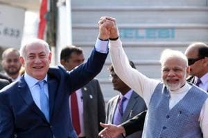 Bibi doctrine and how important the India visit is for Netanyahu