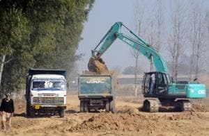 While the 80.8-km stretch Phagwara-Rupnagar is being widened by the National Highways Authority of India (NHAI), the 39.4-km Jalandhar-Hoshiarpur project is with the public works department