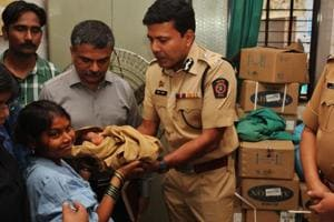 Mumbai:Kidnapped newborn, five other children found at trio's home