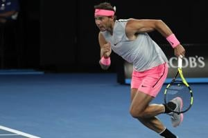 Australian Open tennis: Rafael Nadal returns to his sleeveless roots...