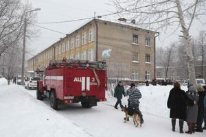 15 hurt in knife incident at Russian school