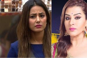 Bigg Boss 11 fixed, claim Hina Khan's fans as Shilpa Shinde emerges...