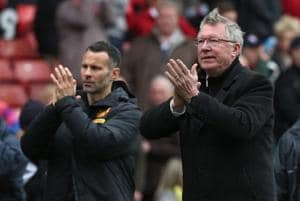 Ryan Giggs seeks Alex Ferguson's advice upon appointment as Wales...