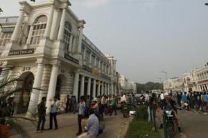 A new 245-car capacity lot at Janpath will cater to Connaught Place visitors.