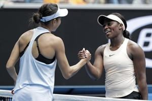 US Open champ Sloane Stephens out, Jelena Ostapenko into 2nd round at...