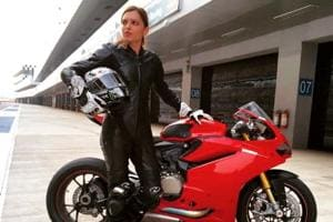 Gurgaon's Superbike racer Neharika Yadav is acing the ride and turning...