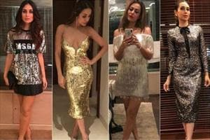 How to wear sequins: Alia Bhatt, Kareena Kapoor looks we want to copy...