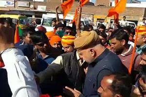 Swabhiman rally against Padmaavat in Rajasthan