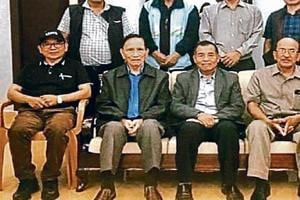 Give us money to fight polls and become part of govt: Mizo alliance...