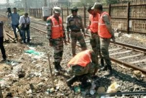 FOBs at Mumbai's Elphinstone Road and Currey Road stations to be ready...