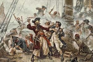 Booty & books: New evidence on Blackbeard's ship points to pirates'...