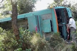 Indian killed, 13 injured in accident in Nepal