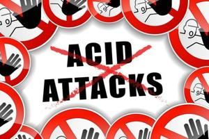 Spurned Odisha man throws acid on woman's face