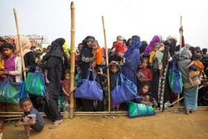 Bangladesh agrees deal with Myanmar for return of Rohingya Muslims in...