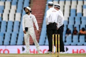 Virat Kohli fined for showing dissent in Centurion Test vs South...