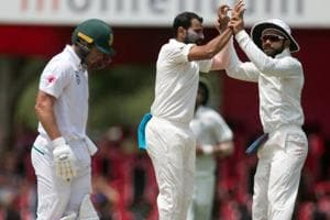 Mohammed Shami rises to the occasion with four-wicket haul in...