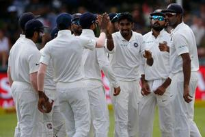 Rookie Indian Cricket Team pacer Jasprit Bumrah said the Test series...