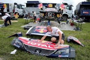 Dakar Rally:Cars segment leader Carlos Sainz penalised, Stage 9...