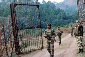 Army officer injured in Pak firing along LoC in Poonch