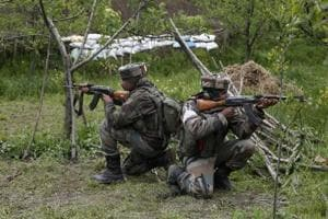 Civilian injured during clashes with security forces in Shopian in Dec...
