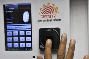 "The success of Aadhaar is finding its resonance world over. The World Development Report 2016 released by the World Bank said, ""A digital identification system such as India's Aadhaar, by overcoming complex information problems, helps willing governments promote the inclusion of disadvantaged groups."""
