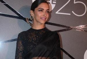 Deepika Padukone turns a rowdy traffic cop for a commercial. Pics...