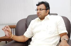 ED issues fresh summons to Karti Chidambaram in INX Media case
