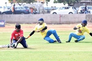 Victory for Maharashtra's visually impaired cricket team