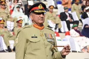 Pakistan Army chief in Sri Lanka on goodwill visit