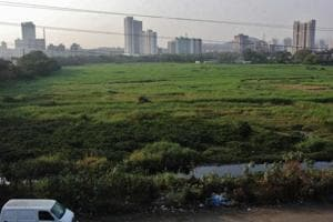 This land at Kanjurmarg had been leased out for industrial development in 1984 to Jolly Brothers Private Limited (JBPL) for 99 years.